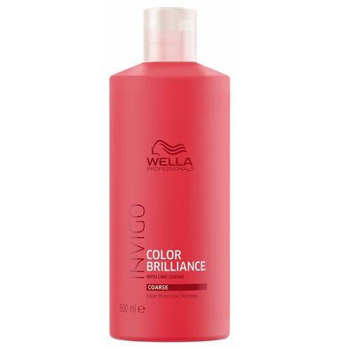 Wella invigo color brilliance szampon do włosów 500 ml dla kobiet (8005610634319)
