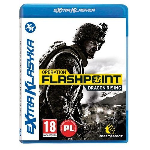 Operation Flashpoint Dragon Rising (komputerowa gra)