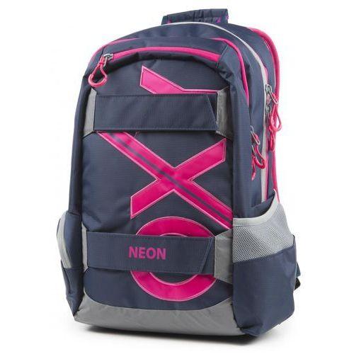 Karton P+P Plecak anatomiczny OXY SPORT, różowy (8595096771696)