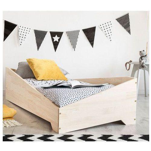Drewniane łóżko dziecięce lexin 8x - 21 rozmiarów marki Producent: elior