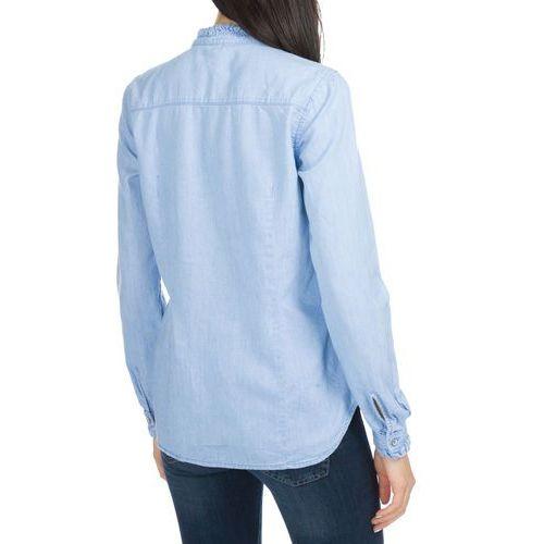 Pepe Jeans Frilly Shirt Niebieski XS, bawełna