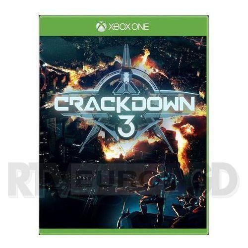 Crackdown 3 (Xbox One). Najniższe ceny, najlepsze promocje w sklepach, opinie.