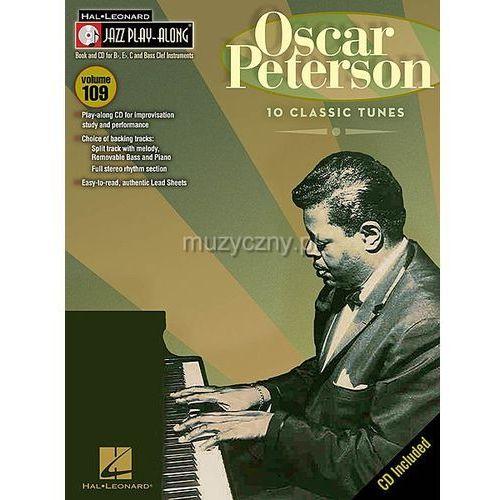 PWM Peterson Oscar - Jazz play along (utwory w transkrypcji na instrumenty w stroju Bb, Eb i C +CD)