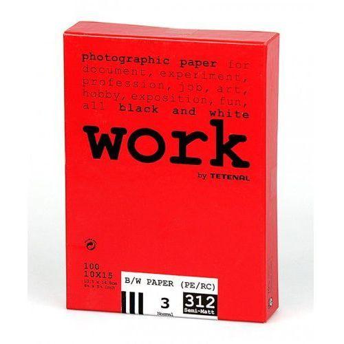 TETENAL 181061 Papier Work 10x15/100 312 Normal