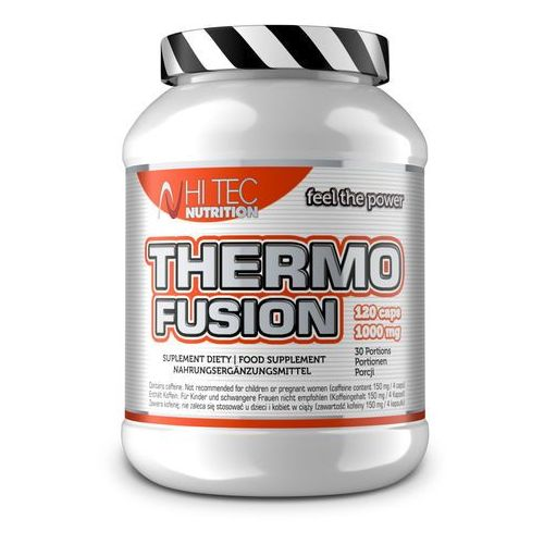 Hi tec Hi-tec thermo fusion 120kaps/1000mg