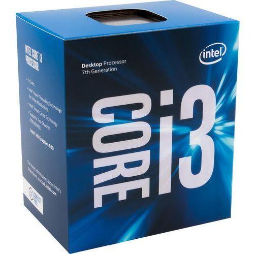 Intel  core i3-7300 4,0 ghz box - produkt w magazynie - szybka wysyłka! (5032037096232)