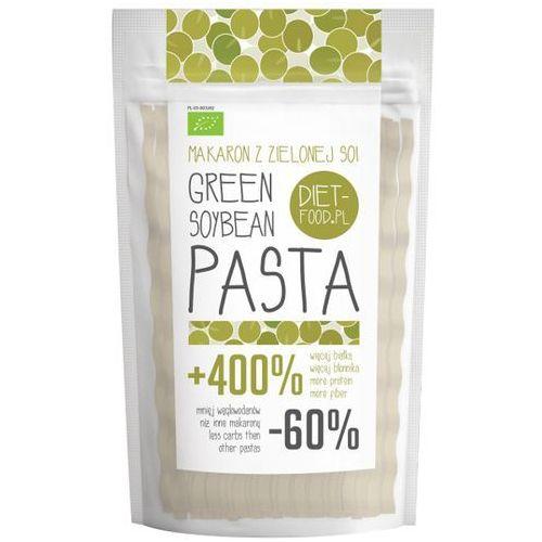Organiczny makaron z zielonej soi 200g Diet-Food (5901549275360)