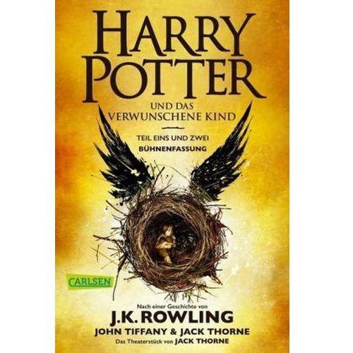 Harry Potter und das verwunschene Kind. Teil eins und zwei Rowling Joanne K.
