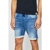 - szorty jeansowe, Jack & jones