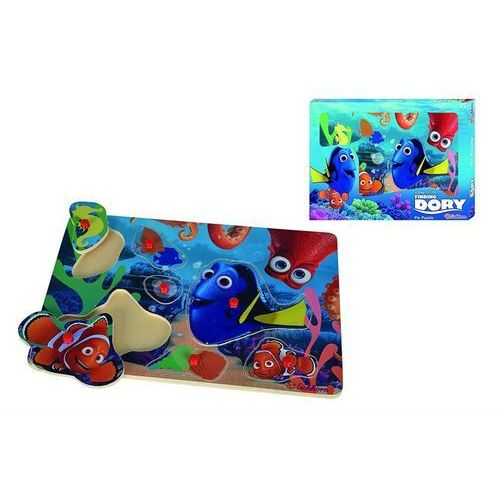 Eichhorn gdzie jest dory puzzle z uchwytami (4003046033885)