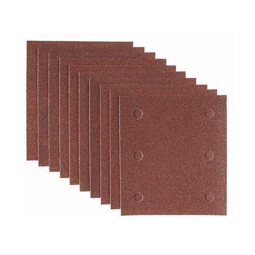 Papier ścierny 115X103 mm P80 10 szt. METABO (4007430157690)