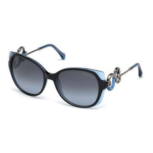 Roberto cavalli Okulary słoneczne rc 1035 castelfiorentino 001
