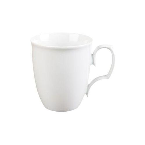 biały kubek do herbaty kawy porcelanowy marki Chodzież