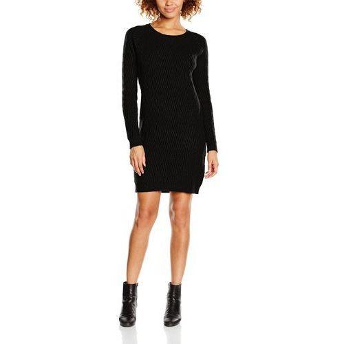 Sukienka VERO MODA VMPOSH LS DRESS NOOS dla kobiet, kolor: czarny, rozmiar: 38 (rozmiar producenta: M) (5713231537713)