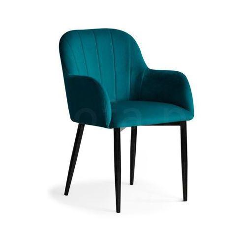 """Krzesło """"PURIO"""" niebieskie"""