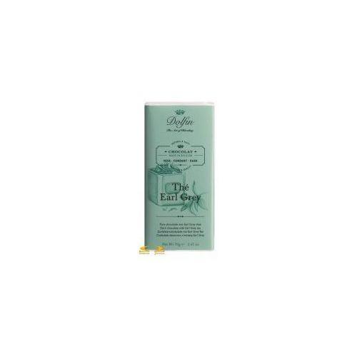 Czekolada Dolfin z herbatą Earl Grey 70g, F289-326C2