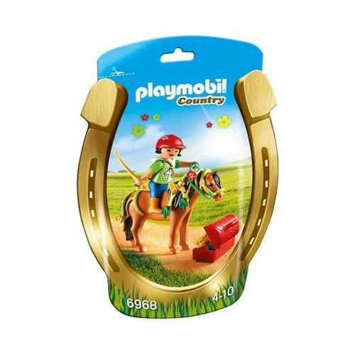 Playmobil Kucyk z ozdobą - kwiatuszek 6968 - BEZPŁATNY ODBIÓR: WROCŁAW!