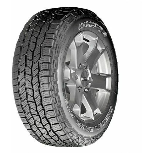 Opona Cooper DISCOVERER AT3 4S 265/50R20 111T XL, DOT 2018 (0029142908777)