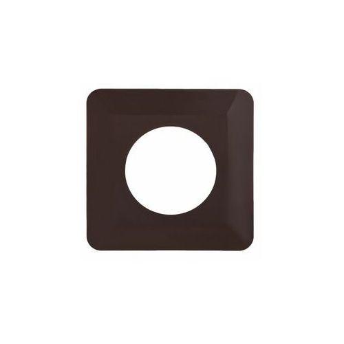 Unimet Osłona ściennna pod włącznik osx-910 130*130 brązowy