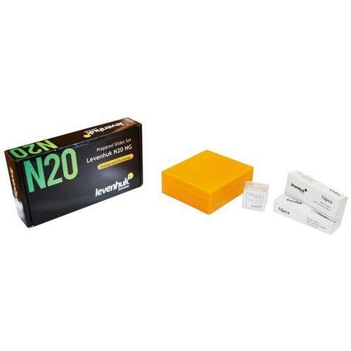 Levenhuk Zestaw gotowych preparatów n20 ng + zamów z dostawą jutro! (0611901511078)