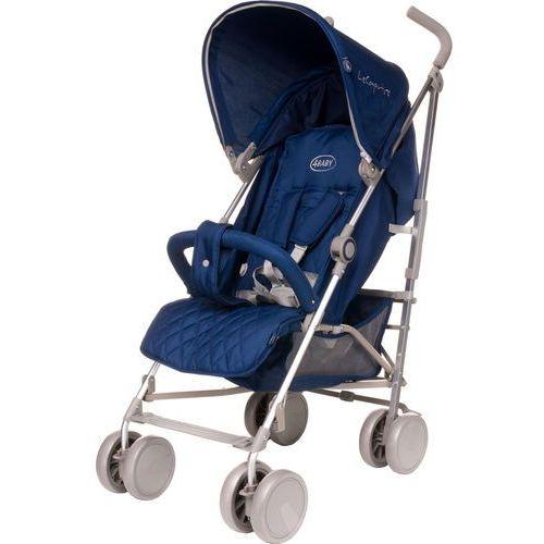 4baby wózek le caprice 2016, navy blue