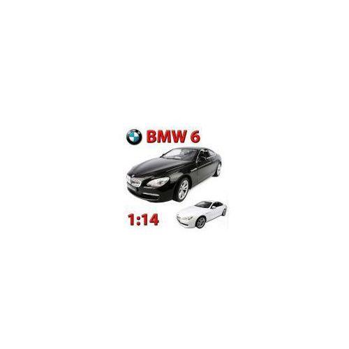 Duże Zdalnie Sterowane BMW 6 Coupe (1:14) Pilot.