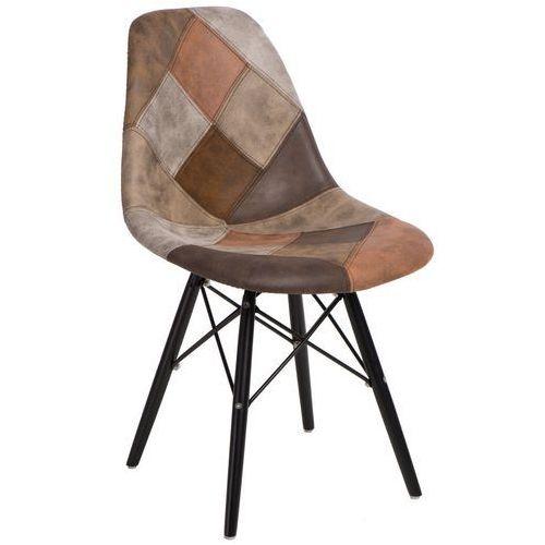 D2 Krzesło enzo patchwork