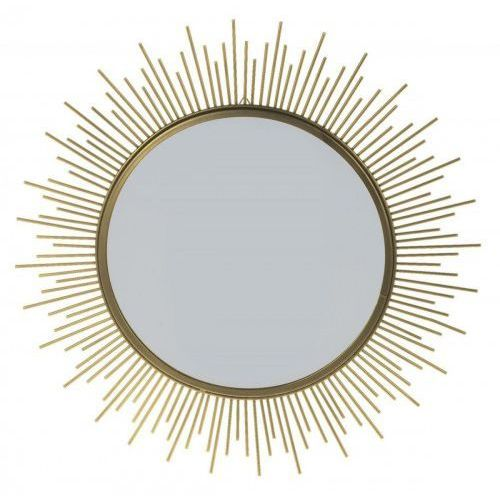 Lustro Intesi Shine złote (8719202947564)