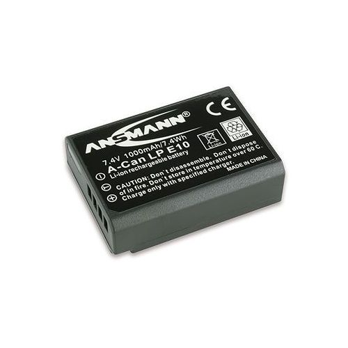 Ansmann Akumulator A-Can LP-E10