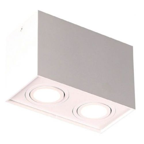 Max light Basic square ii plafon maxlight c0088