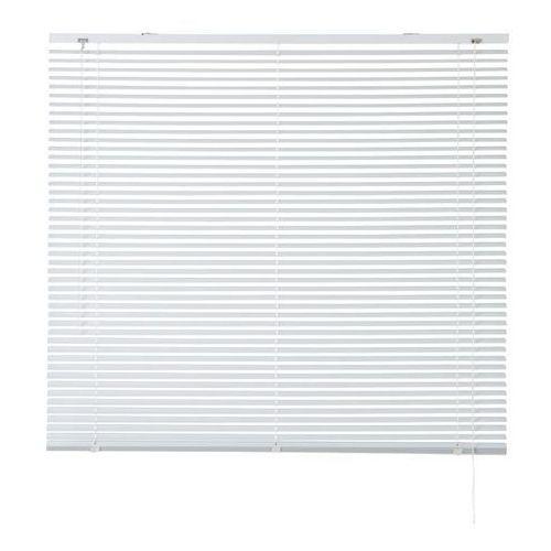 Colours Żaluzja aluminiowa studio 120 x 180 cm biała (3663602989288)
