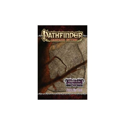 Pathfinder Campaign Setting: Wrath of the Righteous Poster M (9781601255969)