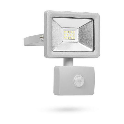 reflektor led z czujnikiem, 10 w, szary, sl1-dob10 marki Smartwares