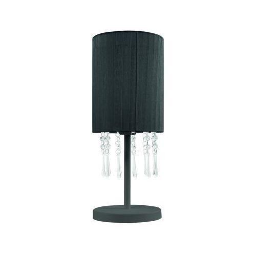 Lampa stołowa Wenecja Czarna, 153/LM CZA