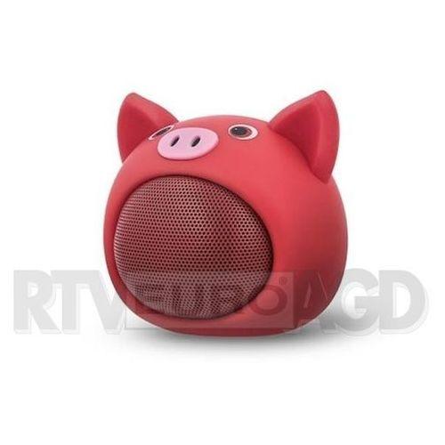 Głośnik bluetooth FOREVER ABS-100 Sweet Animal Pig Rose (5900495737991)