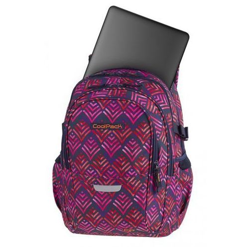 Patio Coolpack plecak młodzieżowy factor hawaii pink+gratis brelok