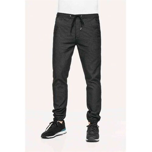 Reell Spodnie - reflex superior black superior black (superior black) rozmiar: m