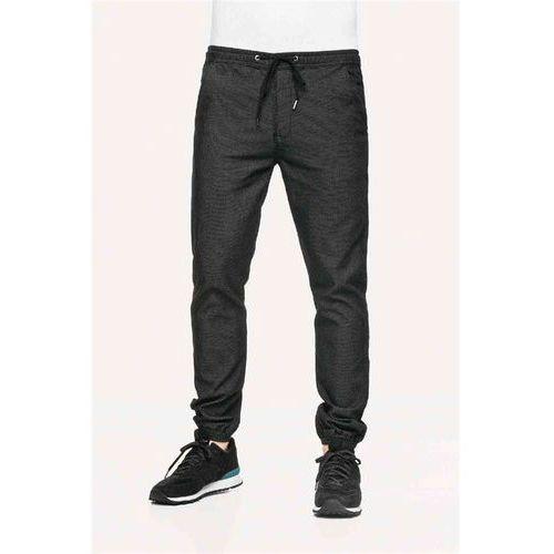 Spodnie - reflex superior black superior black (superior black), Reell