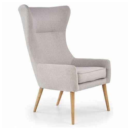 Fotel wypoczynkowy Vixen - popielaty, V-CH-FAVARO_2-FOT-J.POPIEL