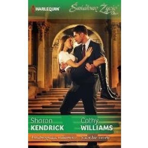 Autobiografia milionera, Szkockie wesele - Sharon Kendrick, Cathy Williams, oprawa broszurowa
