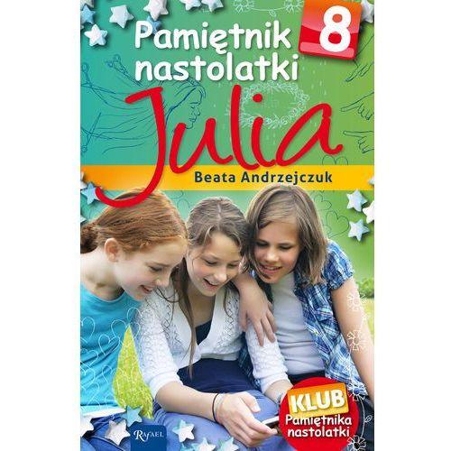 Pamiętnik nastolatki 8. Julia - Jeśli zamówisz do 14:00, wyślemy tego samego dnia. Darmowa dostawa, już od 99,99 zł., oprawa miękka