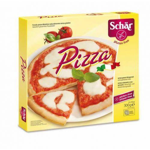 Bezglutenowe spody do pizzy (2x150g) marki Schar