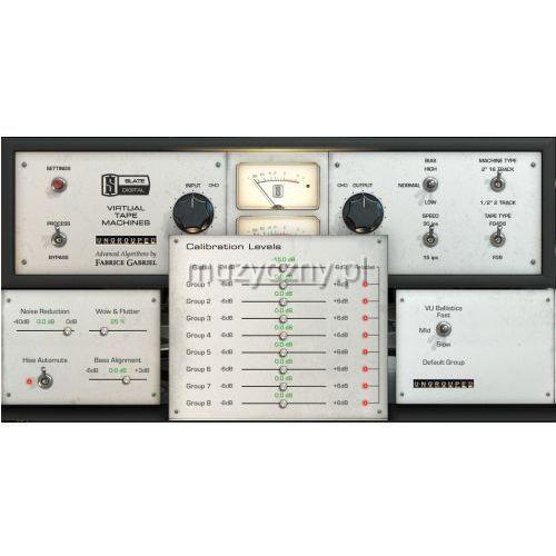 Slate ditgital vtm virtual tape machines oprogramowanie