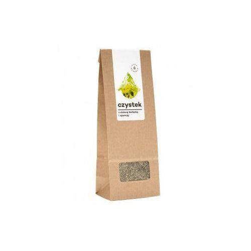 Aura herbals Aura czystek z zieloną herbatą i opuncją 100g