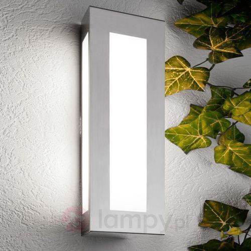 Lampa ścienna zewnętrzna lija bez czujnika marki Cmd creativ metalldesign gmbh
