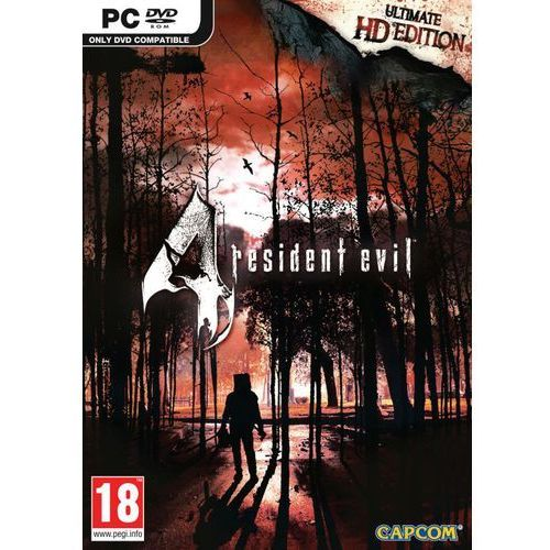 Kod aktywacyjny Gra PC Resident Evil 4 Ultimate HD Edition