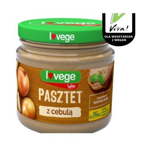 Pasztet wegetariański z cebulą Lovege 180g (5900617029096)