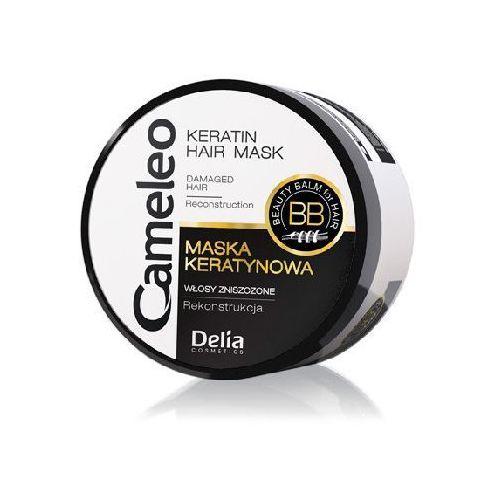 Delia Cosmetics Cameleo BB Maska keratynowa do włosów 50ml, 712074