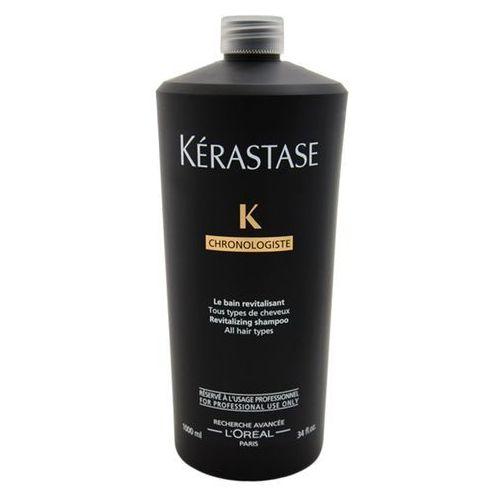chronologiste revitalizing shampoo 1000ml w szampon do włosów marki Kerastase. Najniższe ceny, najlepsze promocje w sklepach, opinie.