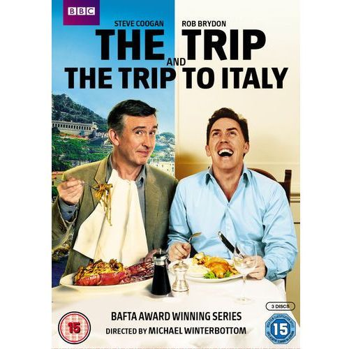 The Trip / The Trip to Italy (TV Version) (5051561039492)
